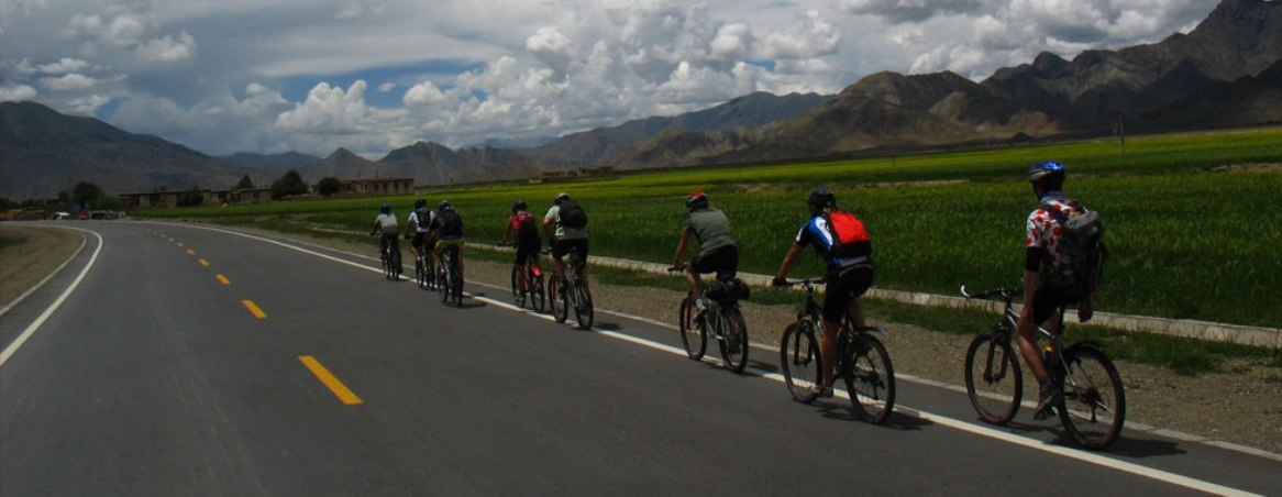 Tibet Mountain Biking Tours - 23 Days