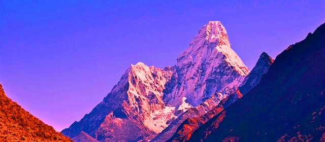 Ama dablam Expedition - 30 Days.