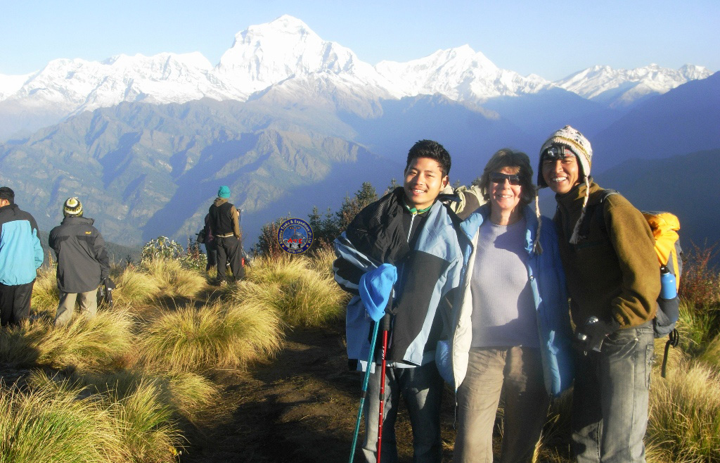 Ghorepani Poon Hill Trek - 5 Days