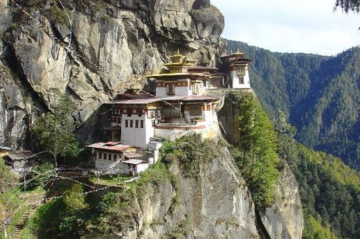 Journey to the land of the Dragon Kingdom of Bhutan